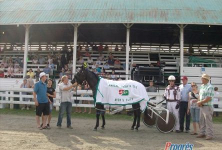 Victoire de Denis Lamy et son cheval Born For Winnipeg