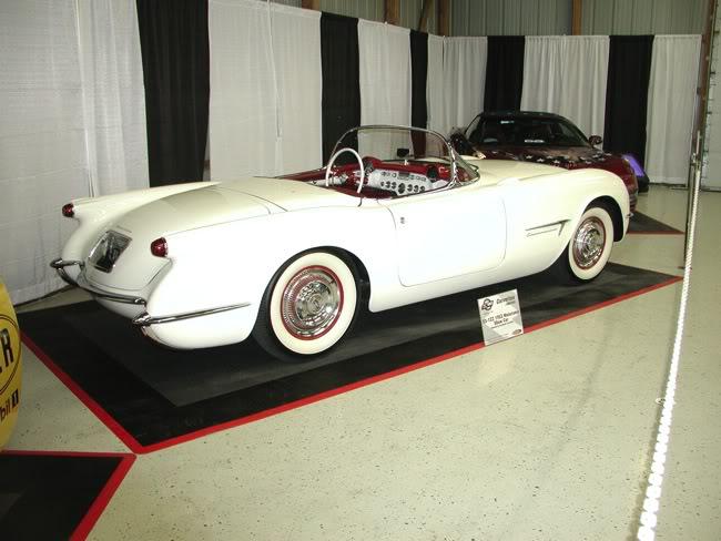 12 juin 1952 – Le châssis de la future Corvette est complété
