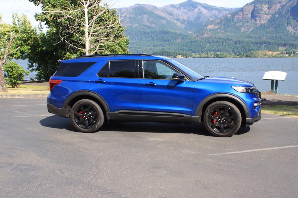 Ford Explorer 2020 – Plus imposant et puissant