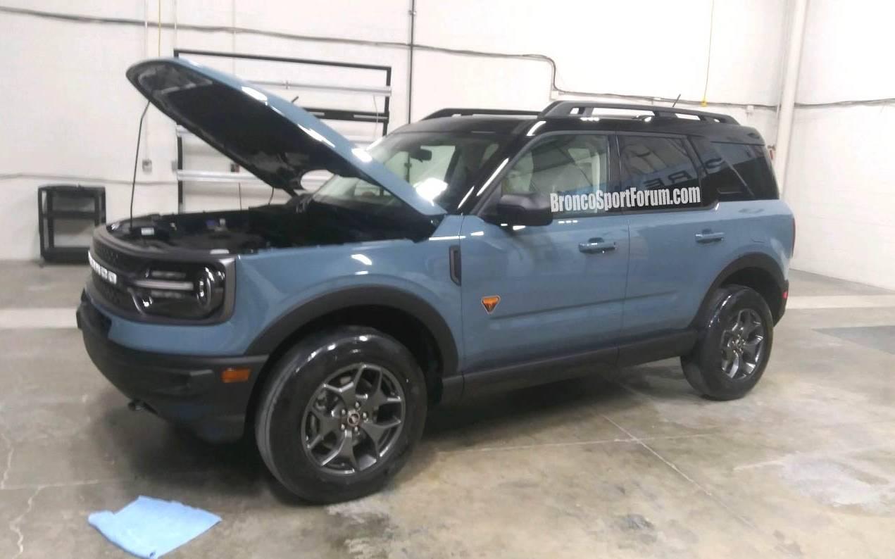 Report de la présentation du Ford Bronco Sport