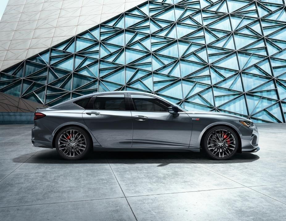 Acura dévoile sa 2e génération de TLX