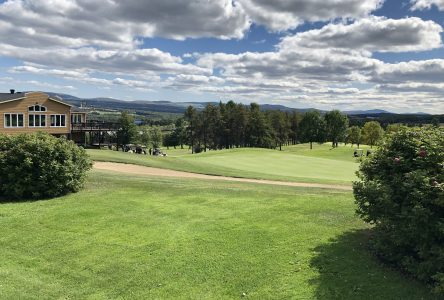 Golf: des saisons record à Coaticook et Waterville